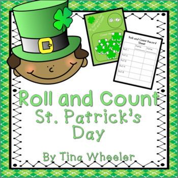 Roll and Count St. Patrick's Day
