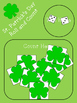Roll and Count St. Patrick's Day ~ Math Games ~ Math Centers