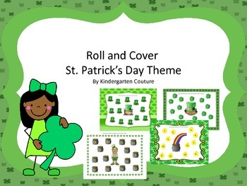 St. Patrick's Day Roll and Cover