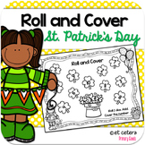St. Patrick's Day Roll and Cover Dice Games