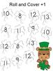 St. Patrick's Day Roll and Cover Games