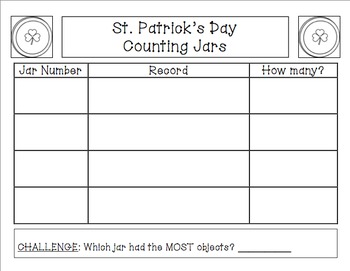 St Patricks Day Rotational Centers
