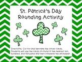 St. Patrick's Day Rounding Activity
