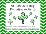 St. Patrick's Day Rounding Activity