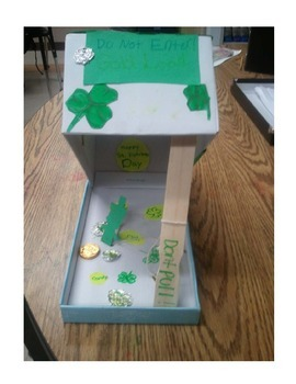 St. Patrick's Day STEM~