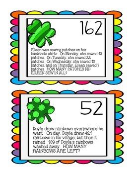 St. Patrick's Day Scavenger Hunt - Revised