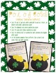 St. Patrick's Day Scavenger Hunt with Curricular Connections {Spanish}