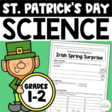 St. Patrick's Day Science Lessons (5 Investigations for March)