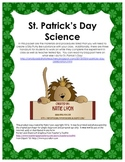 St. Patrick's Day Science Lab