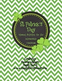 St. Patrick's Day Science, Math, and Writing