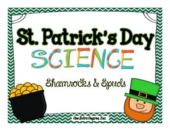 St. Patrick's Day Science: Shamrocks & Spuds!