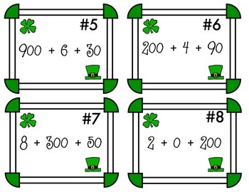 St. Patrick's Day Scoot - Standard Form
