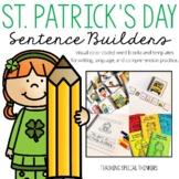 St. Patrick's Day Sentence Builders
