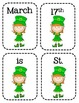 St. Patrick's Day Sentence Scramble