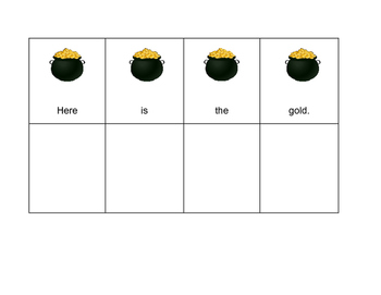 St. Patricks Day Sentences
