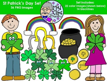 St. Patrick's Day Set
