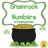 St. Patrick's Day Shamrock Counting Mats