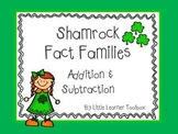 St Patricks Day Shamrock Fact Families