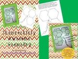 St. Patrick's Day Shamrock Math Activities