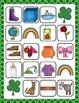 St. Patrick's Day Short & Long Vowel Bump