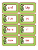 St. Patrick's Day Sight Word ABC Order