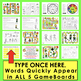 St. Patrick's Day Activities:  Sight Word Game Boards - First 106 Dolch Words