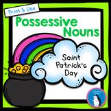 St. Patrick's Day Singular Possessive Nouns