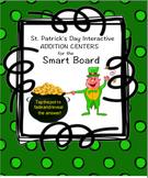 St. Patrick's Day Smart Board Addition