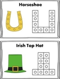 St. Patrick's Day Snap Cube Activity {FREEBIE}
