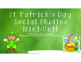 St. Patrick's Day Social Studies Mini-Unit