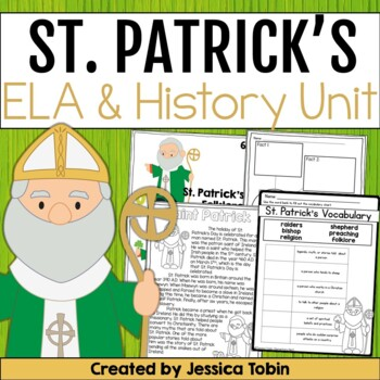 St. Patrick's Day Social Studies Unit