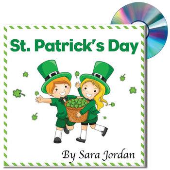 Celebrate St. Patrick's Day - MP3 Song w/ Lyrics and Activity