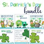 St. Patrick's Day Speech and Language Super BUNDLE