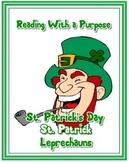 St. Patrick's Day, St. Patrick, and Leprechauns (Common Core)