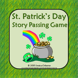 St. Patrick's Day Writing Game