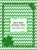 St. Patrick's Day Story Retell Poster