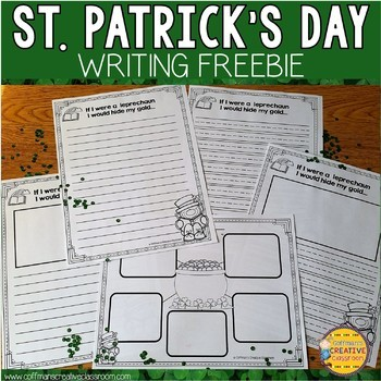 St. Patrick's Day Story Starter