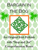 """St. Patrick's Day Story with """"Stop and Jot"""" Comprehension Questions"""