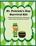 St. Patrick's Day Survival Kit