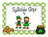 St. Patrick's Day Syllables Game