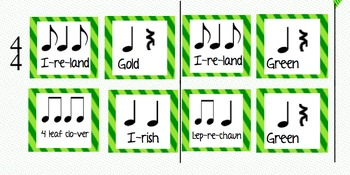 St. Patrick's Day Syncopation Song