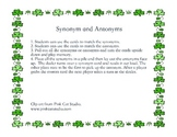St Patricks Day Synonyms and Antonyms