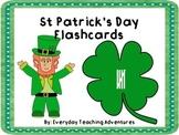 St Patrick's Day Tally Mark Flashcards