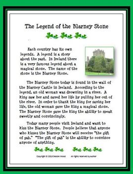 St. Patrick's Day: The Blarney Castle and the Legend of the Blarney Stone