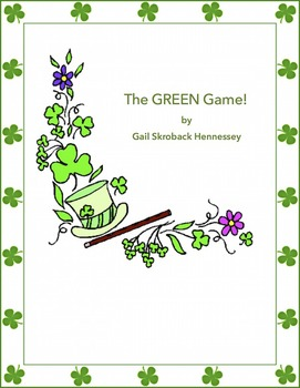 St. Patrick's Day: The GREEN Game!