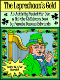 St. Patrick's Day Activities: The Leprechaun's Gold Activity Packet