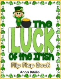 St. Patrick's Day - The Luck of the Irish Flip Flap Book®