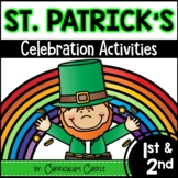 St. Patrick's Day Thematic Unit!
