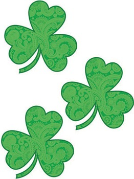 St Patrick's Day Clipart and Stationary