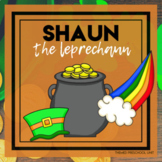 St. Patrick's Day Themed Preschool Lesson Plans (one week curriculum)